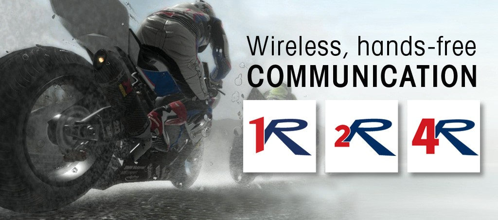 communication with 1R, 2R or 4R
