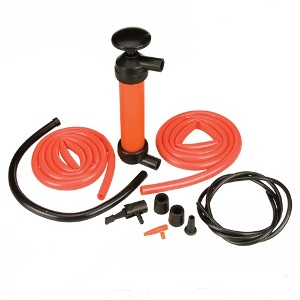 UNIVERSAL SIPHON AIR PUMP CONTENTS