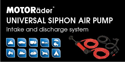 Universal Siphon Pump